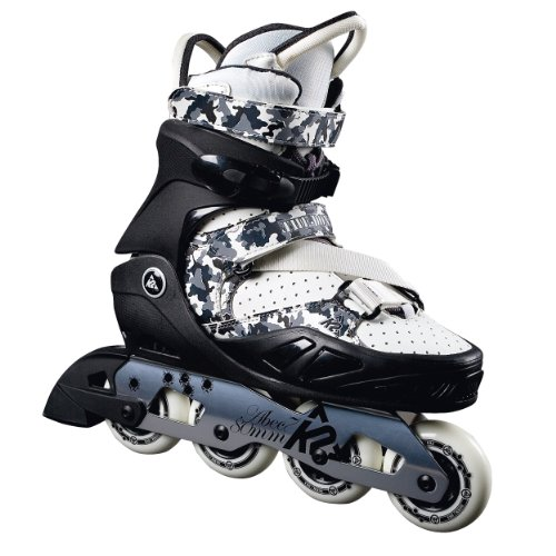 K2 Patines Freeskate The Don blanco/negro 41.5