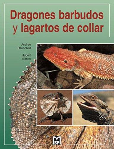 Dragones barbudos y lagartos de collar