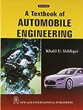 Textbbok of Automobile Engineering