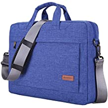 Bolsa de Hombro Compatible 14-15 Pulgadas MacBook Air/Pro/Surface, Poliéster
