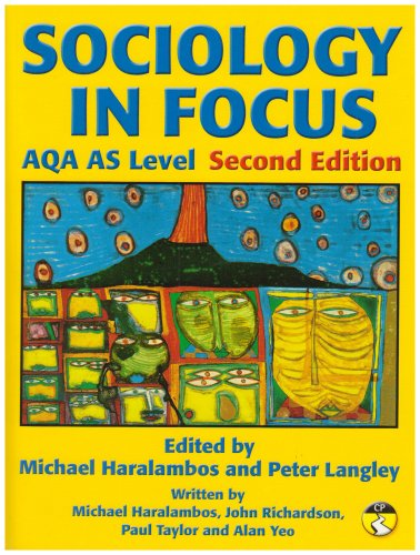 Sociology in Focus for AQA AS Level SB (New Edition)