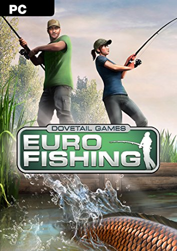 Dovetail Games Euro Fishing [PC Code - Steam]