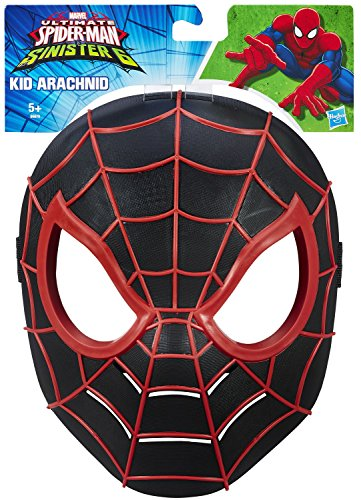 Marvel – Ultimate Spider–Man – Hero Maske – Kid Arachnid