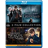 Fantastic Beasts 2 Movies Collection - Fantastic Beasts & Where to Find Them + Fantastic Beasts: The Crimes of Grindelwald