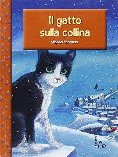 Il gatto sulla collina