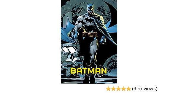 61X91.5cm Batman Comic No.1 Art Poster Print 24X36