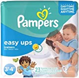 Pampers Easy-Ups Training Pants - Boys - 3T-4T - 23 ct by Pampers