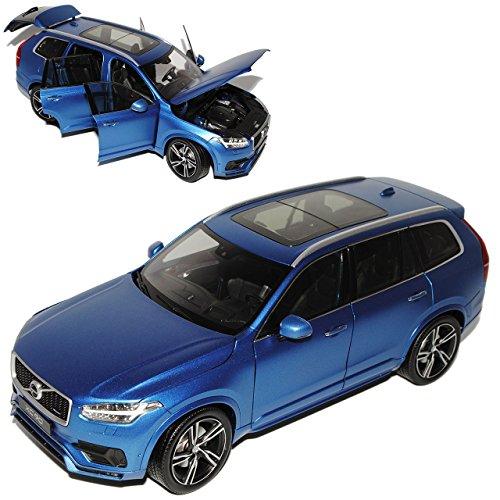volvo-xc90-suv-blau-r-design-2-generation-ab-2015-1-18-gta-welly-modell-auto