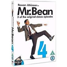 Mr Bean - Three Original Classic Episodes: Volume 4 [DVD] by Rowan Atkinson