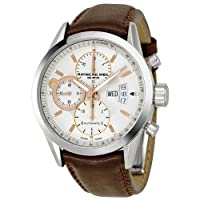 Raymond Weil 7730-STC-65025 - Reloj de pulsera hombre, sintético de Raymond Weil