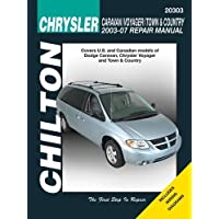 Chrysler Caravan, Voyager, Town & Country 2003-2007