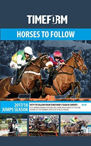Timeform Horses to Follow 2017/18 Jumps Season: A Timeform horse racing publication