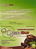 Quest Nutrition Protein Bar Mix Box 12 x 60 g, 1er Pack (1 x 720 g) -