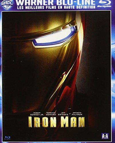 Iron Man [Blu-ray]