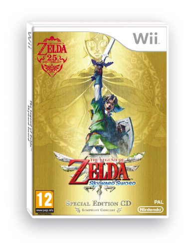 The Legend Of Zelda : Skyward Sword + Symphony Concert CD - Édition Spéciale [Edizione: Francia]