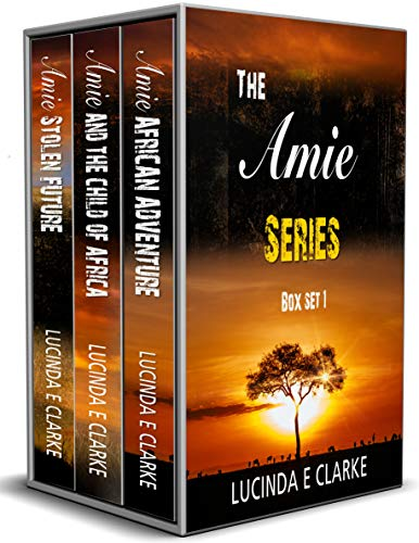 AMIE IN AFRICA BOX SET 1: From naïve newly-wed to trained assassin (English Edition)