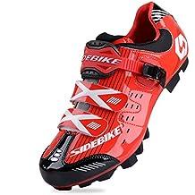 GUTANG-DC SIDEBIKE zapatillas de MTB - Zapatillas unisex suelas de carbono