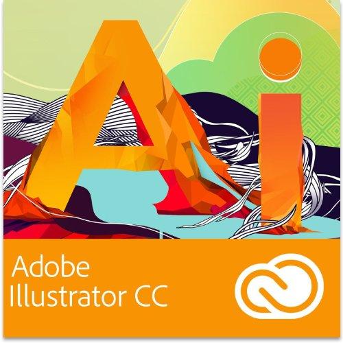 Adobe Illustrator CC-Abo Multilingual | 1 Jahreslizenz | PC Download
