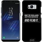 Hülle für Samsung Galaxy S8 - Lies Ein Buch by wamdesign