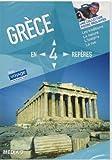Grèce en 4 repères 1/ les tradition 2/la nature 3/l'histoire 4/la rue