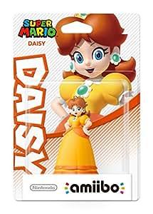 Nintendo 3DS - Amiibo Super Mario - Daisy Figurina