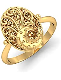 Stylori Italian Collection 18k (750) Yellow Gold Ring