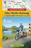 Bruckmanns Radführer Oder-Neiße-Radweg (Die schönsten Radtouren)