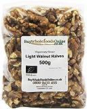 Buy Whole Foods Organic Walnuts Light Halves 500 g