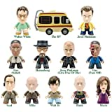 Breaking Bad Heisenberg Collection Titans Mini Vinyl Figura (1 Random Blind Box)