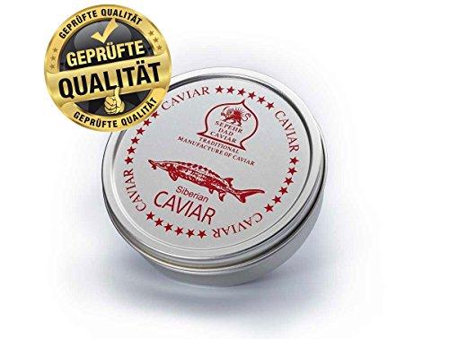 Siberian Kaviar, 50g Dose