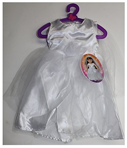 My Life As Wedding Belle Outfit (Fits 18 American Dolls) by Wal-Mart by Wal-Mart - Wedding Wal Mart