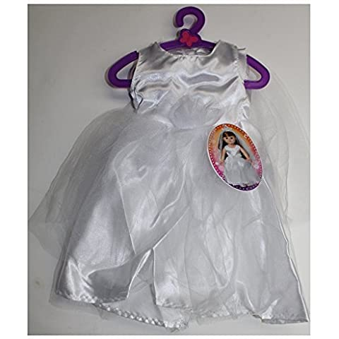 My Life As Wedding Belle Outfit (Fits 18