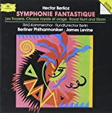 Berlioz-Symphonie Fantastique-les Troyens:Extr.Levine-O.P.B