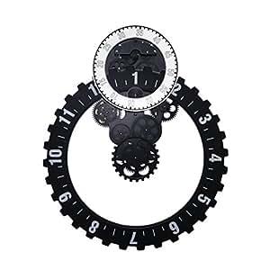 jack mall plastique m nages horloge murale tendance cr ative horloge simple lectronique. Black Bedroom Furniture Sets. Home Design Ideas