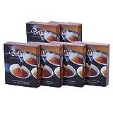 Bellima Filterfächer - Das MUSS für Teetrinker (6 Pakete á 30 St.)