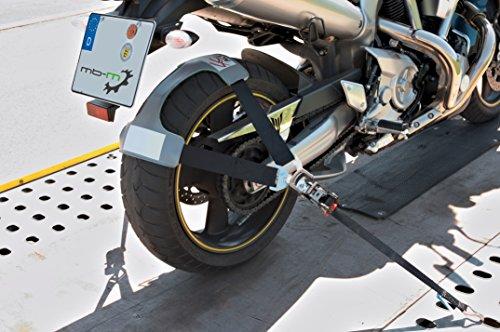 MBM Fahrräder Ace Tyrefix 300Sicherheitsgurt für Motorradtransport