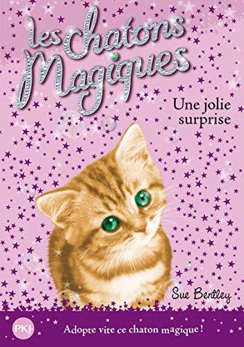 Les chatons magiques - tome 01 : Une jolie surprise (01)