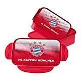 FAN-SHOP FC del Bayern Monaco FCB pane lattine Set di 2