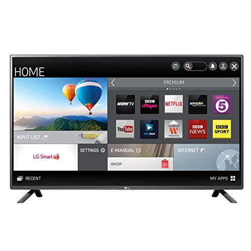LG 42LF580V Smart 1080p Full HD 42 Inch TV (Built-in WiFi, IPS Panel, Metallic Design)