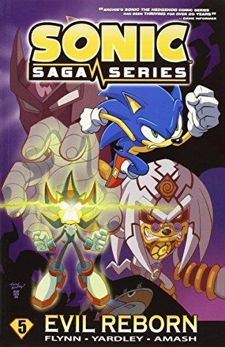 Sonic Saga Series 5: Evil Reborn por Sonic Scribes