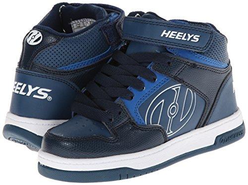 Heelys FLY 2.0 Schuh 2015 navy/new blue/white navy/new blue/white