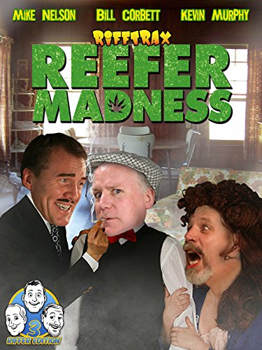 (RiffTrax: Reefer Madness - Three Riffer Edition [OV])