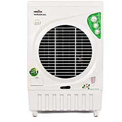 Kenstar Wondercool KCAWRF-1W-FCA Plastic 40 L Woodwool Air Cooler with Remote (White)