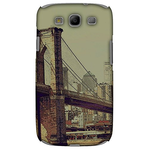 Samsung GALAXY S III GT-I9300 Designer Case Protective Back Cover Bridge Link for Samsung GALAXY S III GTI9300 - MADE IN INDIA  available at amazon for Rs.274