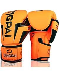 e98ce8def8f8 Guantes de Boxeo Guantes para Adultos Niños Sanda Saco de Boxeo  Entrenamiento de Pelea Juvenil Lucha