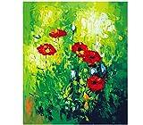 Décoration maison peinture peinture numérique Cadre photo numérique paysage floral bricolage peinture peinture numérique...