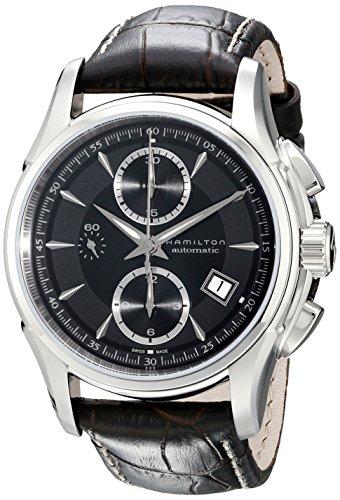 Hamilton H32616533 - Reloj de pulsera hombre, color Marrón