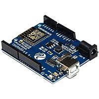 Rokoo Panneau de développement Espduino DIY Wifi Format ESP8266 Module ESP-13 pour Arduino Uno R3