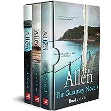 The Guernsey Novels: Books 4-6: The Guernsey Novels Box Set No.2
