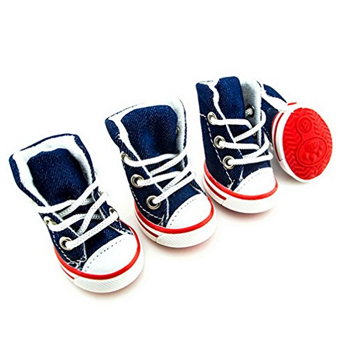 ranphy-small-dog-scarpe-per-maschio-femmina-con-lacci-sport-denim-tela-sneaker-dog-stivali-estate